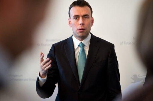 Bittet zum Gespräch: Wirtschaftsminister Nils Schmid (SPD) Foto: dpa
