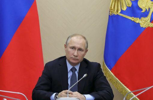 """Putin weist Rodtschenkow-Vorwürfe zurück: """"Idiot"""""""