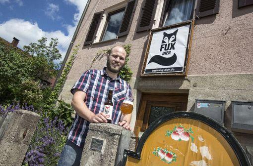 Fux-Bier: Eine neue Brauerei im privaten Keller