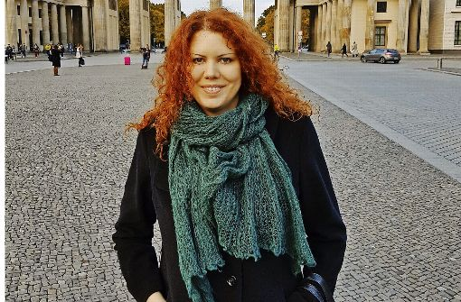 Die Religionswissenschaftlerin Nina Käsehage. Foto: Privat