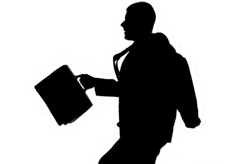Auf dem Sprung: Chefs in Zeitarbeit