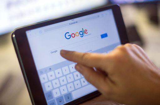 EU brummt Google Rekordstrafe auf