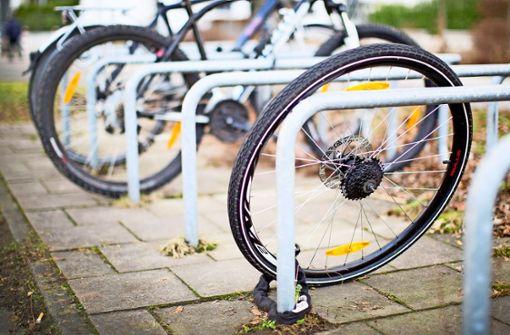 Fahrräder sind im Visier der Langfinger
