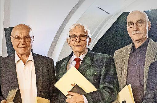 Hockey-Legende Horst Ruoss als Sportpionier gekürt