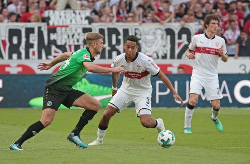 VfB Stuttgart vergibt Sieg gegen Hannover 96 in der Nachspielzeit