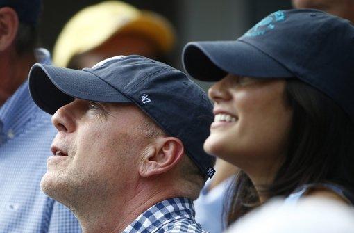 Bruce Willis sieht Tennis-Sensation