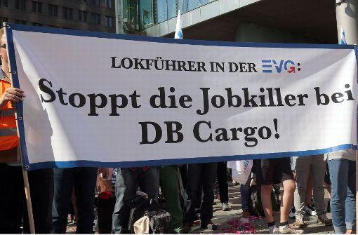 Bei DB Cargo fallen 1935 Stellen weg