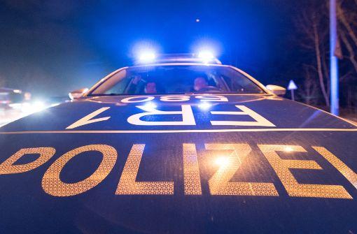 Sprung rettet Polizisten vor betrunkenem Raser