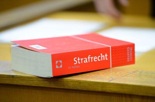 Der Prozess um den Tod von Nadine E. vor dem Landgericht Stuttgart geht wohl zu Ende. Foto: dpa