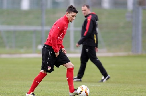 Neuzugang Barba feiert Trainings-Premiere