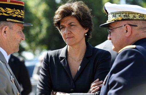 Verteidigungsministerin Sylvie Goulard tritt zurück