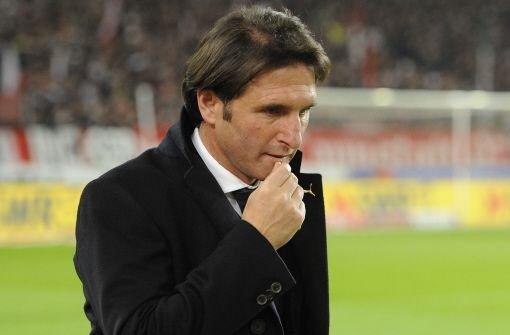 VfB Stuttgart mit Verteidiger-Problem