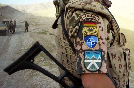 Taliban töten deutsche Soldaten