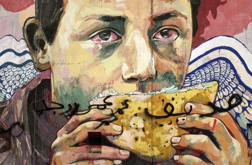 Die Wandzeitungen der Revolution