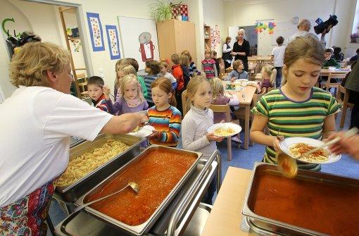 Eltern geben Ganztagsschule bessere Noten