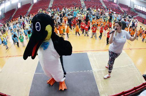 So viele Kinder wie noch nie bei den StN-Kita-Spielen