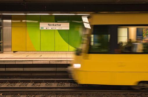 Verspätungen auf den Linien U13 und U6 zwischen Feuerbach und Gerlingen