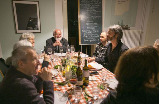 Die Plätze für den kulinarischen Abend sind rar.  Foto: Horst Rudel