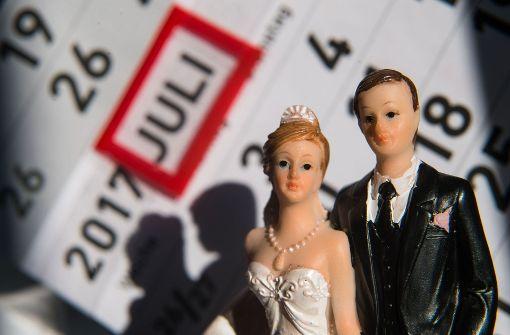 Test: Wird Ihre Ehe geschieden?