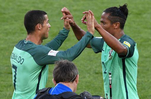 Ronaldo köpft Portugal auf Kurs Halbfinale