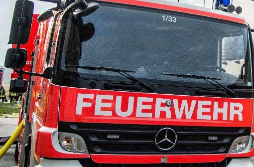 Garagenbrand verursacht Millionen-Schaden