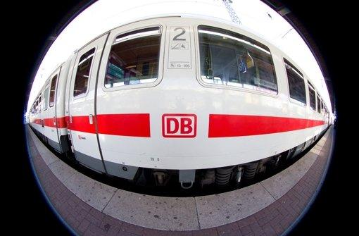 Bei der Bahn kam es wegen Feueralarms zu einem ungewollten Stopp Foto: dpa