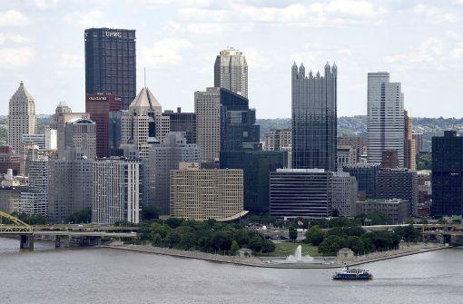 Pittsburgh wehrt sich gegen Trumps Umarmung