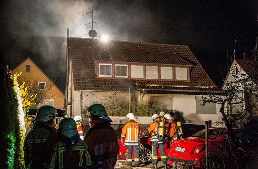 Wäschetrockner verursacht wohl Feuer im Keller