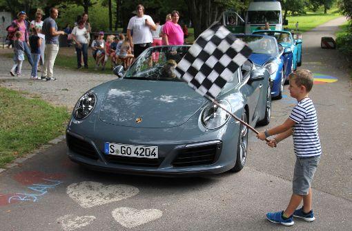 Porsche-Tag ist der Renner