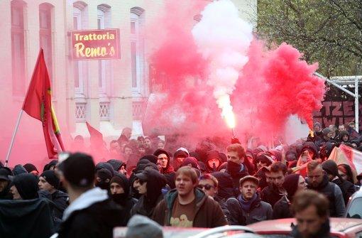 Berlin wappnet sich für die Walpurgisnacht