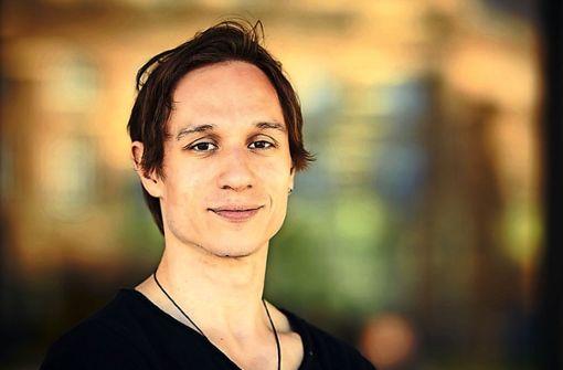 Tänzer, Choreograf und Fotograf: Roman Novitzky  .... Foto: Steffen Schmid