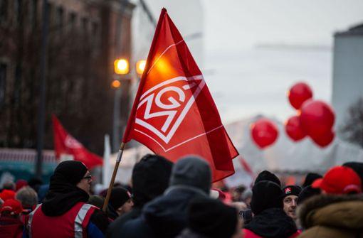 Metall-Tarifparteien hoffen auf Einigung