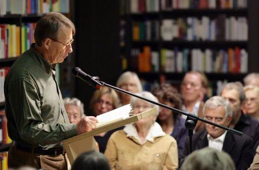 Delius erhält Georg-Büchner-Preis