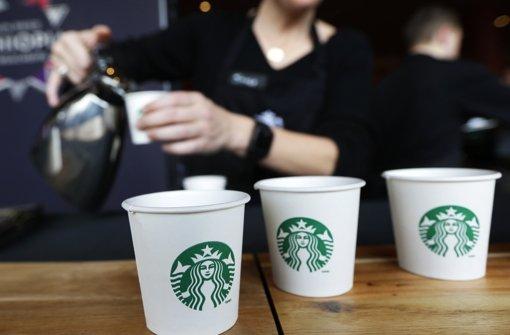 320.000 Kaffeebecher landen pro Stunde  im Müll