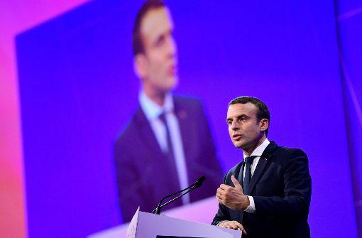 Macron wagt die Revolution am Arbeitsmarkt