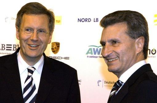 EU-Kommissar Oettinger soll aussagen