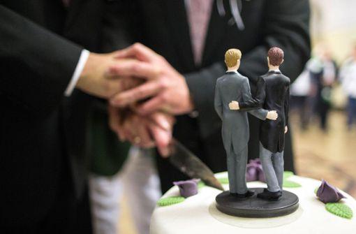 Kein Segen für homosexuelle Paare