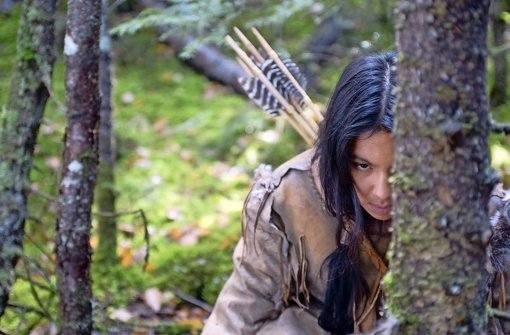 Wie  Indianer und Inuit heute leben