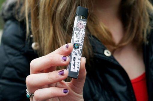 Umstrittene E-Zigarette Juul kommt nach Deutschland