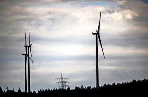 Flaute beim Windkraftausbau