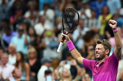 Stan Wawrinka gewinnt die US Open