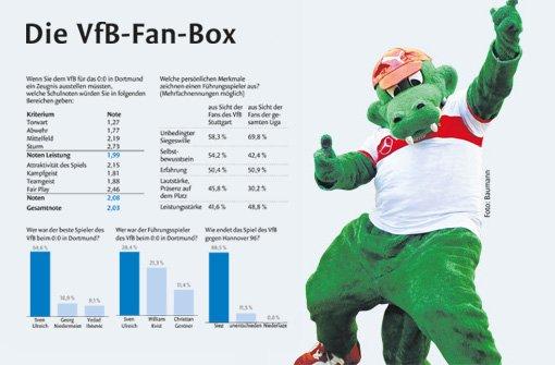 Die VfB-Fan-Box zum 10. Spieltag