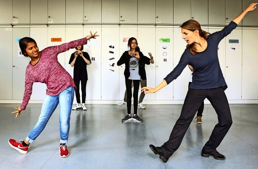 Ballett macht junge Menschen stark