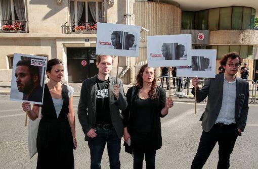 Macron setzt sich für inhaftierten Fotografen ein