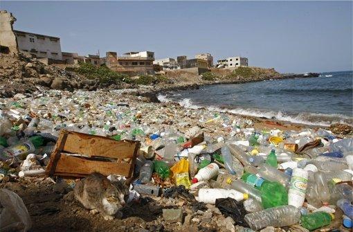 Weltmeere sind zu Müllkippen geworden