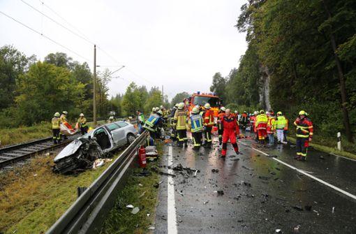 Familienvater aus dem Kreis Esslingen stirbt bei Unfall