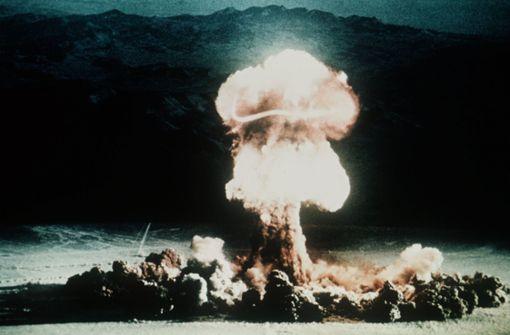 Banken investieren mehr in Atomwaffen