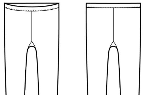 Lange Unterhosen an!