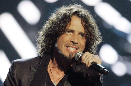 Chris Cornell mit 52 Jahren gestorben