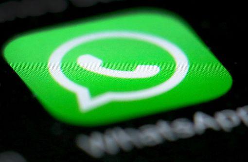 Nutzer beklagen Störungen bei Whatsapp